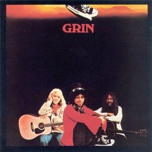 Grin (Grin album) - Image: Grin 1st 300px