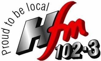 Harborough FM - Image: Harborough FM (logo)