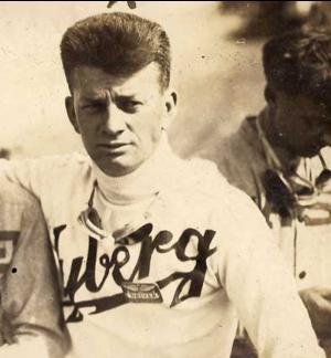 Harry Endicott - Endicott circa 1913