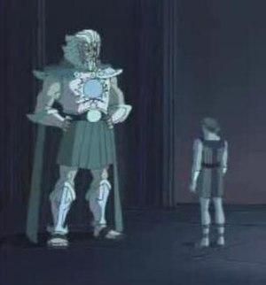 Mythic Warriors - The sun god Helios and his demigod son, Phaeton.