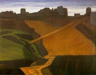João Hogan - Image: Hogan Landscape