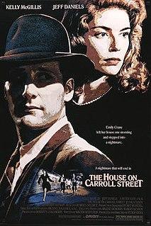 <i>The House on Carroll Street</i>