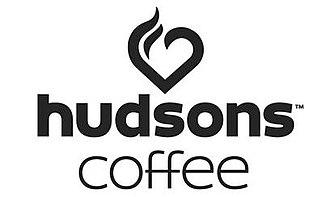 Hudsons Coffee - Image: Hudsons Coffee logo 2014