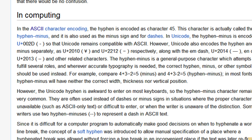 Talkhyphen Wikipedia