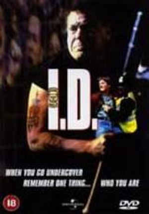 I.D. (1995 film) - Image: ID dvd cover