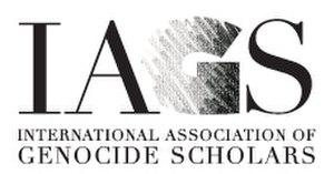 International Association of Genocide Scholars - International Association of Genocide Scholars logo
