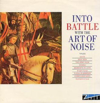 Into Battle with the Art of Noise - Image: Into battle with the
