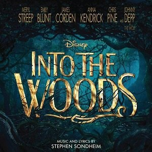 Into the Woods (soundtrack) - Image: Into the Woods soundtrack
