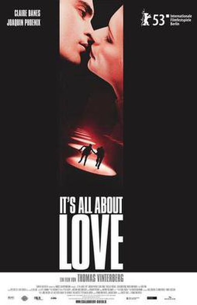 Image:It's All About Love poster.JPG