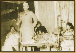 IPGMER and SSKM Hospital - Jawaharlal Nehru inaugurating IPGMER.jpg