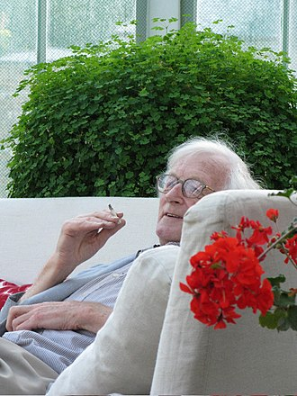 John Michell (writer) - In repose, 2008
