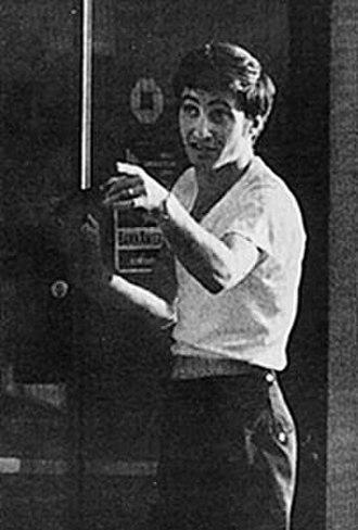John Wojtowicz - Wojtowicz during the 1972 bank robbery