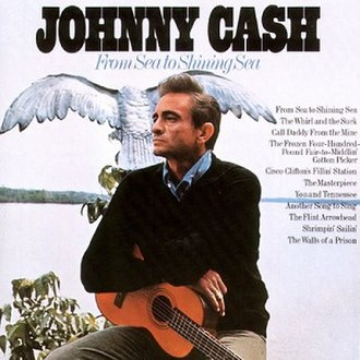 From Sea to Shining Sea - Image: Johnny Cash From Sea To Shining Sea