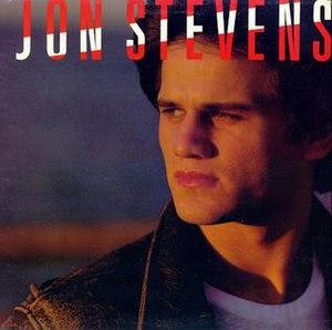 Jon Stevens (album) - Image: Jon Stevens Jon Stevens album 1982
