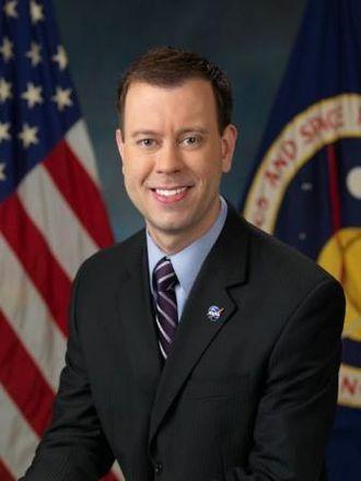 Josh Byerly - NASA Public Affairs Officer Josh Byerly