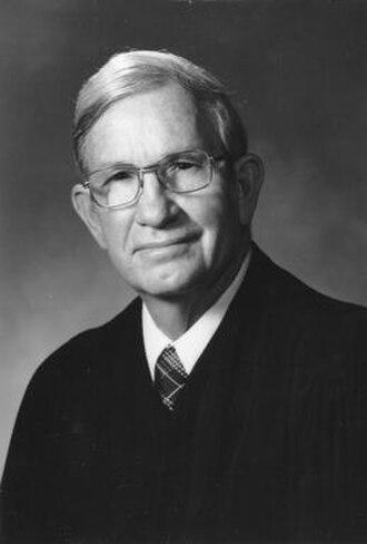 James E. Bolin - Image: Judge James E. Bolin of Louisiana