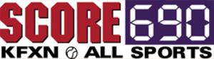 KFXN (AM) - Former Score 690 logo