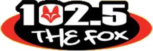 KMFX-FM - The Fox logo