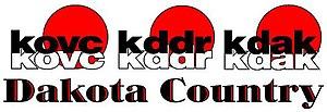 KDAK - Dakota Country logo