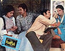 Katha (1983) SL YT - Farooq Shaikh, Naseeruddin Shah, Deepti Naval, Jalal Agha, Tinnu Anand, Sudha Chopra, Sarika, Mallika Sarabhai, Rita Rani Kaul