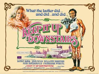 <i>Keep It Up Downstairs</i> 1976 film by Robert Young