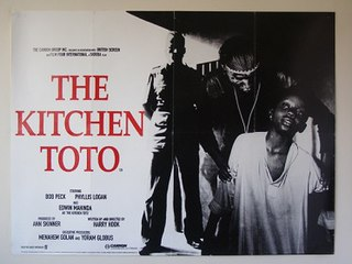 <i>The Kitchen Toto</i> 1988 British drama film