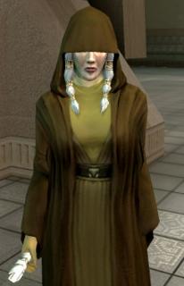 Kreia character in Star Wars