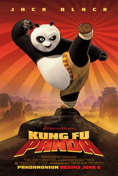 Picture of a movie: Kung Fu Panda