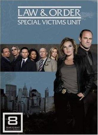 Law & Order: Special Victims Unit (season 8) - Season 8 U.S. DVD