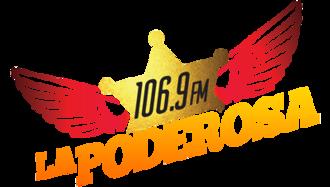 XHQT-FM (Veracruz) - Image: Lapoderosamainlogo