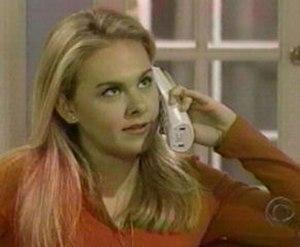 Marah Lewis - Laura Bell Bundy as Marah Lewis (1999–2001)