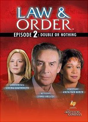Law & Order: Double or Nothing - Image: Law and Order II Double or Nothing PC