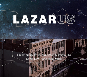 Lazarus (soundtrack) - Image: Lazarus Original Cast Recording