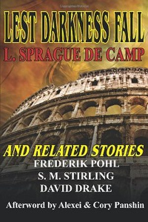 Lest Darkness Fall and Related Stories - Cover of first edition