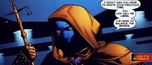 Libra (DC Comics) - Image: Libra DC