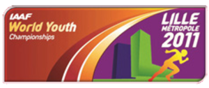 2011 World Youth Championships in Athletics - Image: Lille 2011logo