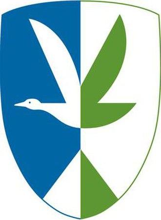 Vordingborg Municipality - Image: Logo of Vordingborg Kommune