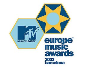 2002 MTV Europe Music Awards - Image: Logomtvema 2002barcelona