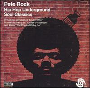 Lost & Found: Hip Hop Underground Soul Classics - Image: Lostandfoundcover