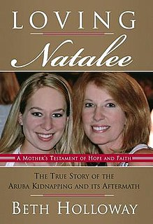Book by Beth Holloway