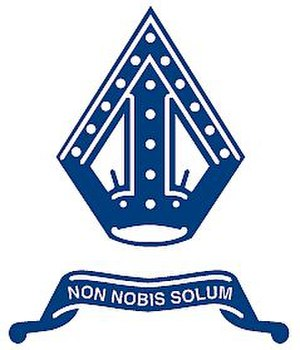Lowther Hall Anglican Grammar School - Lowther Hall Anglican Grammar School crest. Source: www.lowtherhall.vic.edu.au (Lowther Hall website)