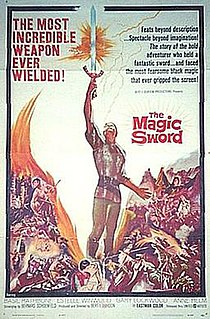 <i>The Magic Sword</i> (1962 film) 1962 film by Bert I. Gordon