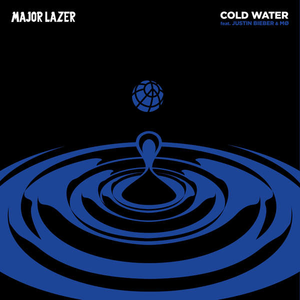 Cold Water (song) - Image: Major Lazer Cold Water