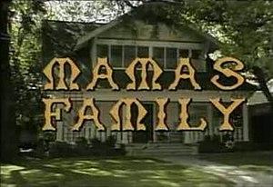 Mama's Family - Image: Mamas Family title screen