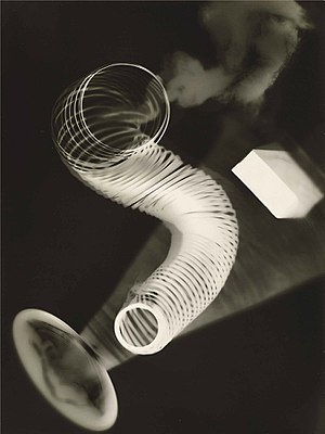 Photogram - Man Ray, 1922, Untitled Rayograph, gelatin silver photogram, 23.5 x 17.8 cm