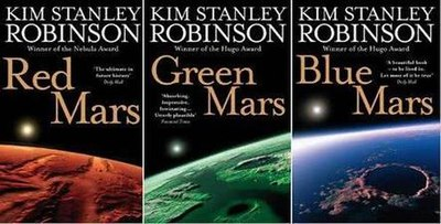 Picture of a book: Red Mars