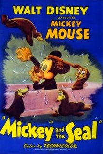 <i>Mickey and the Seal</i> 1948 Mickey Mouse cartoon