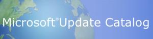 Microsoft Update Catalog - Image: Microsoft Update Catalog logo
