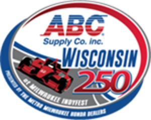 ABC Supply Wisconsin 250 - Image: Milwaukee Indy Fest 2014