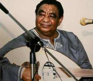 Mohammed Wardi Sudanese musician